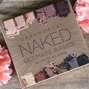 NIB Urban Decay Naked Ultimate Basics Palette